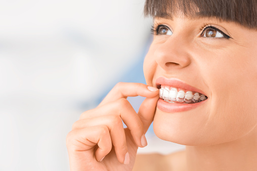 invisalign at Robinson Orthodontics